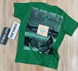 Camisas malhao osklen
