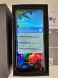 Smartphone LG K40S, muito novo!