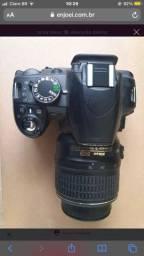 Camera Nikon profissional