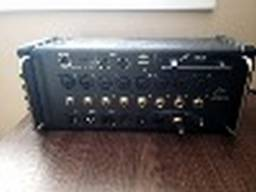 Mesa de som Digital XR16 Behringer - com nota