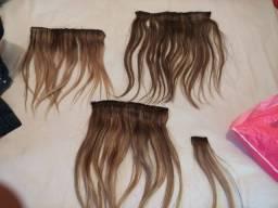 Vendo telas cabelo com Mechas