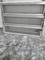 Vasculhante de alumínio