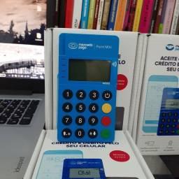 Maquininhas de cartão Point Mini NFC Mercado Pago