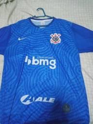 Vendo camisa do Corinthians Azul por 30 reais,  telefone *