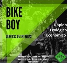 Vaga Bikeboy- Freelancer