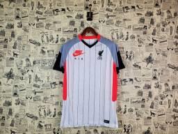 Camisa Liverpool Uniforme IV 2020 2021