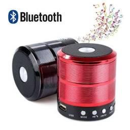 Caixa de Som Bluetooth Varias Cores