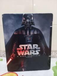 Coleção Original Saga Completa Star Wars
