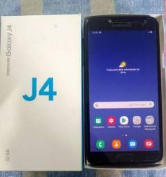 Samsung J4 semi novo