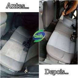 Higienização Detalhada e Fina em Veículos