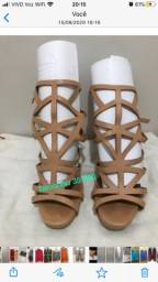Sandália tamanho 35