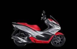 Honda Pcx Dlx 2021 0KM Santos Sp Leia a descrição