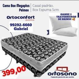 Cama box /\/