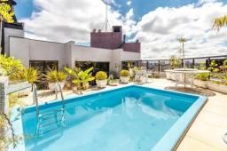 Cobertura duplex com 4 dormitórios à venda, 366 m² por R$ 1.900.000 - Champagnat - Curitib