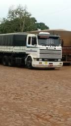 Scania 113 6 marchas + carreta Noma 2012