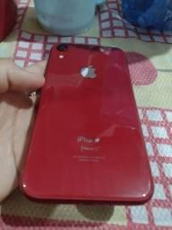 T iPhone XR por inferior com volta