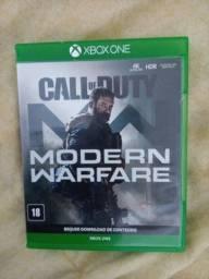 Call of duty modern warfare venda ou troca