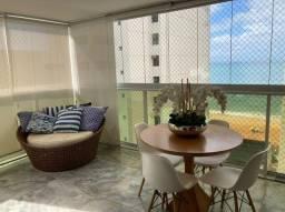 Requinte e Luxo em um apartamento 04 quartos na Praia da Costa.