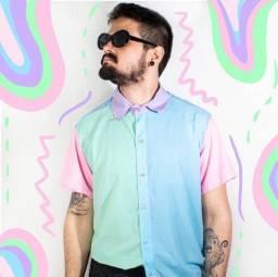 Camisas de botão lindas e estilosas