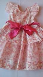 Vestidos Menina Infantil - 2 anos