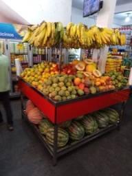 Verdureiro de frutas inox