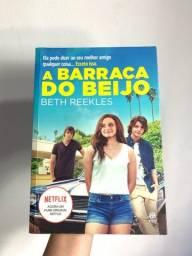 Livro: A Barraca do Beijo