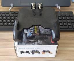 Controle Gamepad Celular K21 Joystick 2 Gatilhos Grip Manete ***Ultima Unidade**