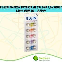 Bateria Alcalina Lr44 C/10 82194 - Elgin