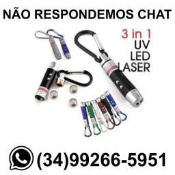 Mini Laser 3x1 Led Light