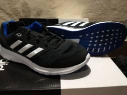 Tênis Duramo 2.0 / preto e azul / 38