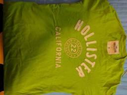 Camisa Original Hollister