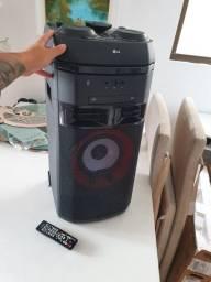 Torre de som Bluetooth LG 500 wts