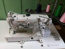 Máquinas Industriais Singer 1 Galoneira 1 Interlock