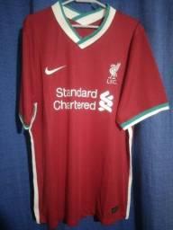 Título do anúncio: Camisa Liverpool temporada 20/21