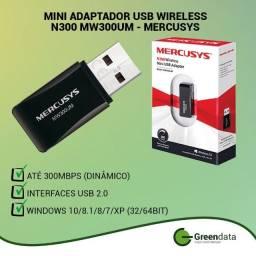 Mini Adaptador Usb Wireless Mercusys