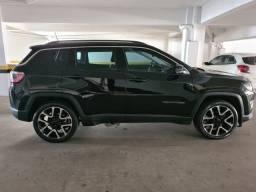 Jeep Compass Limited Flex 20/20 - Estado de Zero - Não aceito troca