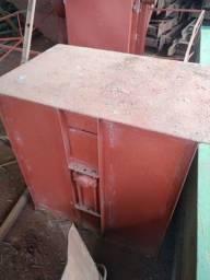 Estrutura metálica para barracão e armazém