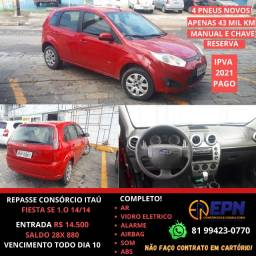 Repasse Fiesta SE  1.0  14/14