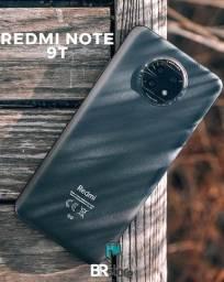 Xiaomi Redmi Note 9t 5g 128gb 4g Ram Lacrado a pronta entrega (Ac.cartão)