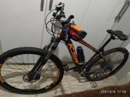 Bike Aro 29 nova zero bala nota fiscal