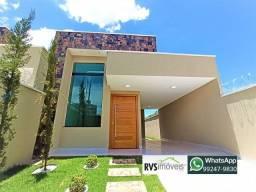 Jardim Atlântico, casa com 3 quartos sendo 3 suítes, varanda gourmet! Divisa Pq Amazônia