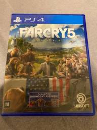 Vendo Far Cry 5 Ps4