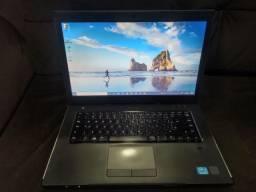 Notebook Dell core i5/8gb/256gb SSD/tela 15.6