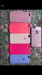 Kit de capas para iphone 6s plus