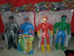 Vendo todos esses brinquedos novos