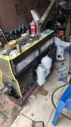 Bloco motor Scania 113