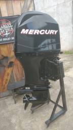 Motor mercury 115 Hp 2008 4 tempo