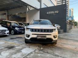 Jeep Compass Sport 4x4 2018 Revisões na concessionária (81) 3877-8586 (zap)
