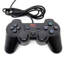 Controle Play Game Ps2 PlayStation 2