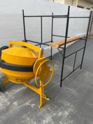 Locação de betoneira para sua obra
